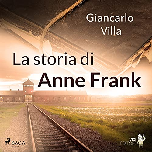 La storia di Anne Frank copertina