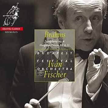 Brahms: Symphony No. 4 & Hungarian Dances