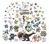 Pokemon Pegatinas de Pared