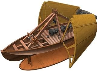 Edu-Toys  Leonardo Da Vinci   Ship Cannon with Shield