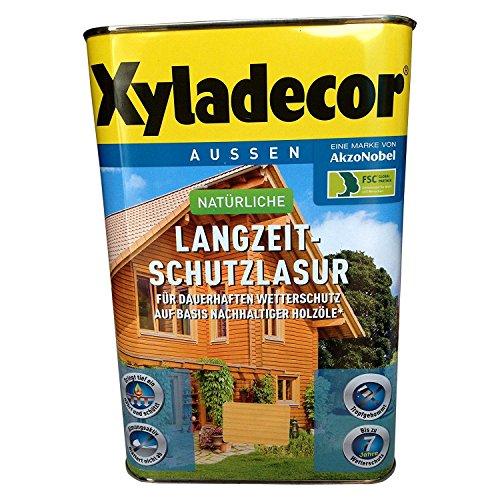 XYLADECOR Nat. Langzeit-Schutzlasur Teak 4l - 5203394