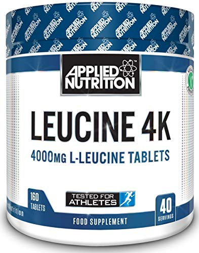Applied Nutrition 4000mg Leucine 4K 160 Tablets