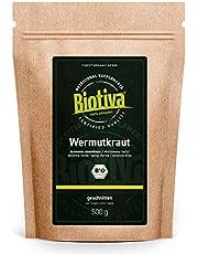 Alsem Thee Bio 500g - Alsem Thee - Artemisia Absinthium - 100% zuiver - Gebotteld en gecontroleerd in Duitsland (DE-ÖKO-005)