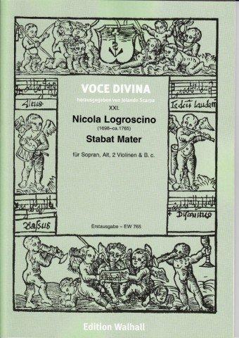 Staafmat: voor sopraan, oud, 2 viool en Bc partitur (Bc niet blootgesteld)