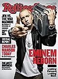 Rolling Stone Magazine Cover Poster – Eminem - US -