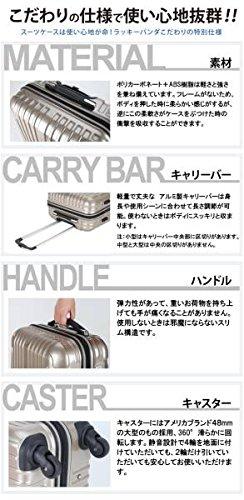 ストライク『TSAロック搭載旅行バッグ』