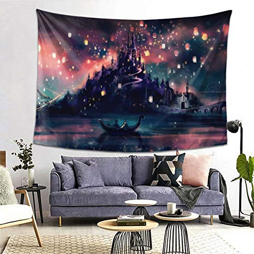 Tangled Tapestry Art Tapestry Handicraft Party Decoration Banner Garland Event Banner and Home Decoration