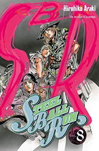 Jojo's - Steel Ball Run T08