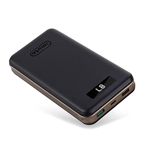 Amazon.com: iMuto Portable Charger 30000mAh, Qualcomm Quick ...