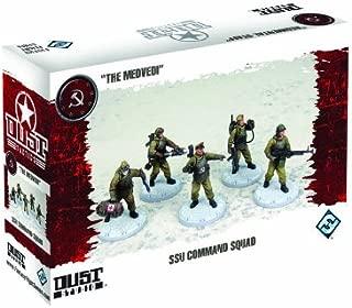 Dust Tactics: SSU Command Squad