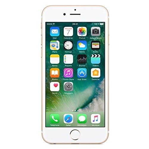 Apple iPhone 6s 32GB 4G Oro - Smartphone libre (SIM única, iOS, NanoSIM, EDGE, GSM, DC-HSDPA, HSPA+, TD-SCDMA, UMTS, LTE) (Importado)