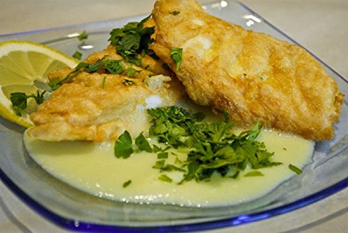 Fish with Lemon Sauce (English Edition)