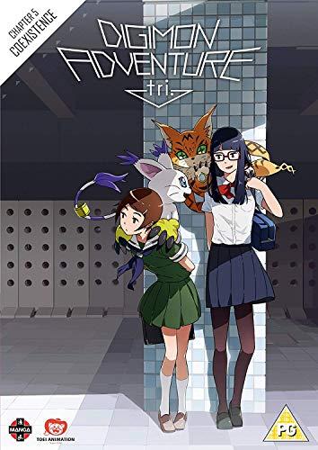 Digimon Adventure Tri The Movie Part 5 DVD [Edizione: Regno Unito] [Import]