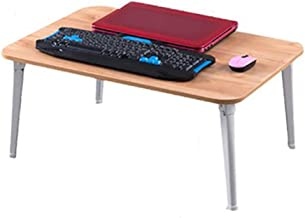 WHPSTZ Folding Table Multi-Function Learning Small Desktop Laptop Desktop 50X70X29 cm Table
