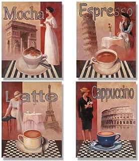 Best vintage cafe posters Reviews