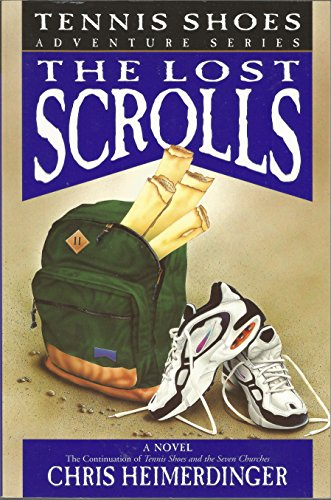 Tennis Shoes: The Lost Scrolls