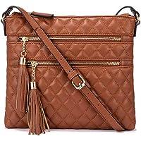 Lovevook Double Tassel Crossbody Bags