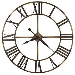 Howard Miller New Era Wall-Clocks, Antique Brass