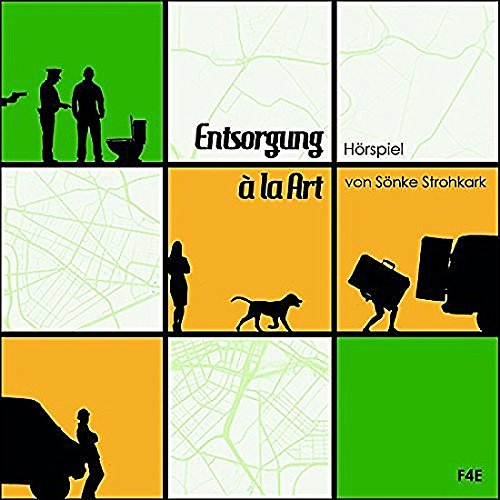 Entsorgung á la Art, 1 Audio-CD
