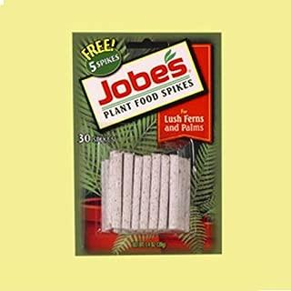 Jobe's 05101 Fern & Palm Plant Spike, 16-2-6, 30-pack