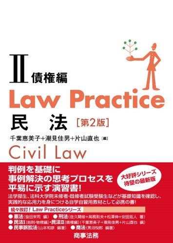 Law Practice 民法II 債権編〔第2版〕の詳細を見る