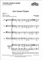 Ave verum Corpus (Tudor Church Music)