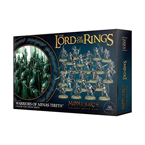 Warhammer Middle Earth - Warriors of Minas Tirith