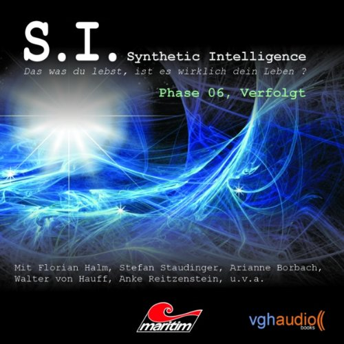 Verfolgt (S. I. Synthetic Intelligence, Phase 06) audiobook cover art