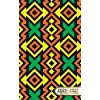 2020-2021 2 Year Pocket Planner: Pretty Two-Year Monthly Pocket Planner and Organizer   2 Year (24 Months) Agenda with Phone Book, Password Log & Notebook   Nifty African & Geometric Print