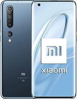"Xiaomi Mi 10 16,9 cm (6.67"") 8 GB 128 GB Dual SIM 5G USB Typ-C Grå 4780 mAh Mi 10, 16,9 cm (6.67 tum), 2340 x 1080 pixlar,..."