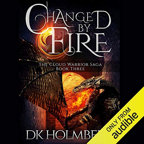 Changed by Fire audiobook cover art