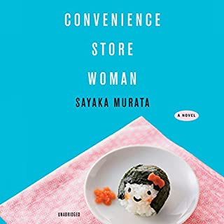 Convenience Store Woman audiobook cover art