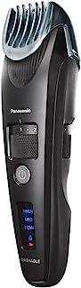 Panasonic ER-SB40 Wet & Dry Electric Beard Trimmer for Men with 20 Cutting Lengths, UK 3 Pin Plug