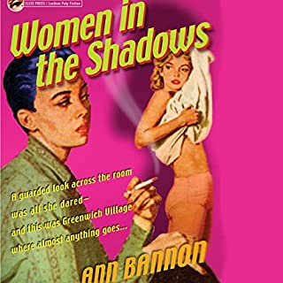 Women in the Shadows audiobook cover art