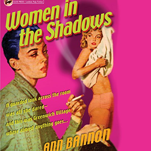 Women in the Shadows cover art