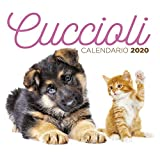 Cuccioli. Calendario desk 2020