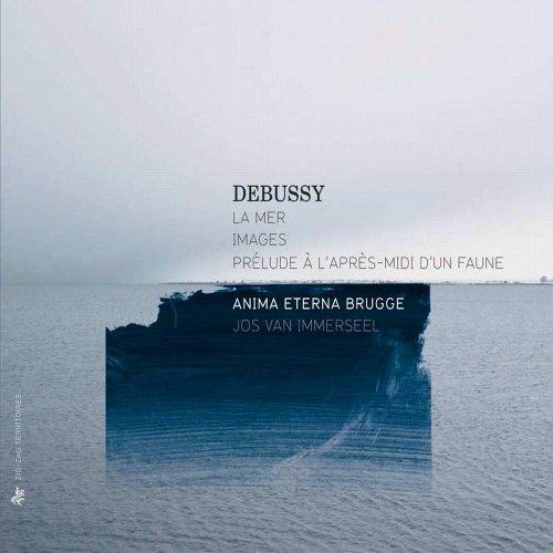 Claude Debussy: La Mer / Images / Prelude a l'apres-midi d'un faune