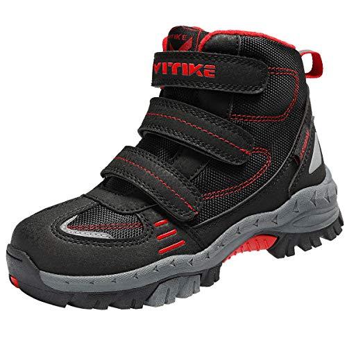Botas de Senderismo Zapatos de Algodón Botas para la Nieve Botas de...