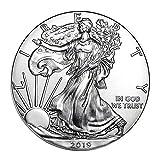 Silver Eagle Brilliant Uncirculated Silver $1 0.999