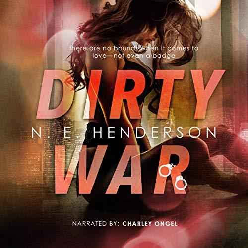 Dirty War audiobook cover art