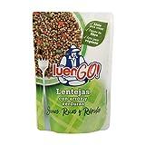 Luengo 842022105 Lentejas con Arroz y Verduras en Doypack 250 gr