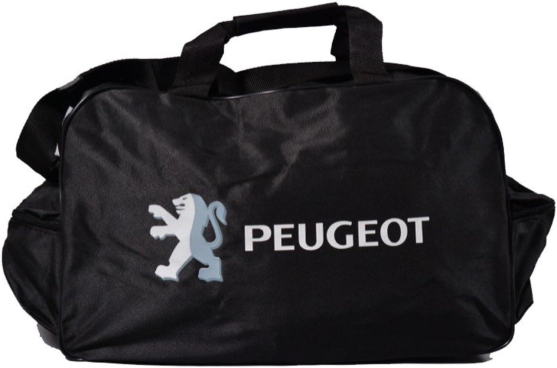 Peugeot Logo Bag Unisex Leisure School Leisure Shoulder Backpack