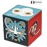 JOYEUSE - Conteuse merveilleuse, Boîte à Histoires nomade et personnalisable pour enfants de 2 à 7 ans - Français