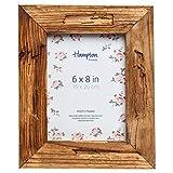 Hampton Frames Driftwood Portafoto in Legno unicamente Anticato Shabby Chic 6x8 (15x20cm) DRI14568