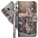MRSTER Nokia 1 Plus Case Wallet Folio Flip Premium PU
