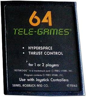 Asteroids Sears Telegames Atari 2600