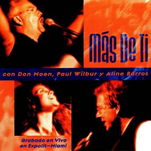 Don Moen, Paul Wilbur & Aline Barros