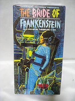 Universal Monsters The Bride of Frankenstein Polar Lights Model Kit