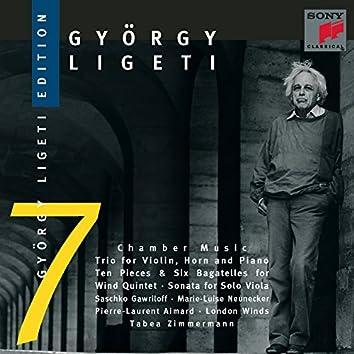 György Ligeti Edition, Vol. 7