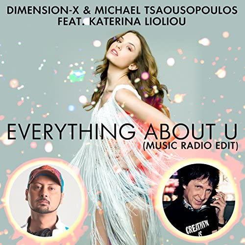 Dimension-X & Michael Tsaousopoulos feat. Katerina Lioliou